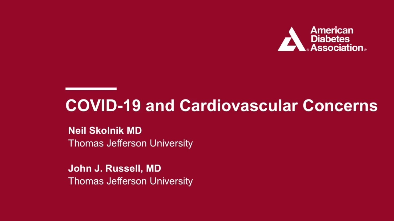 COVID-19 and Cardiovascular Concerns