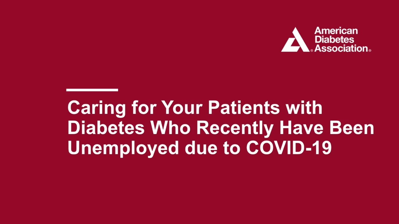 Recently Unemployed due to Covid