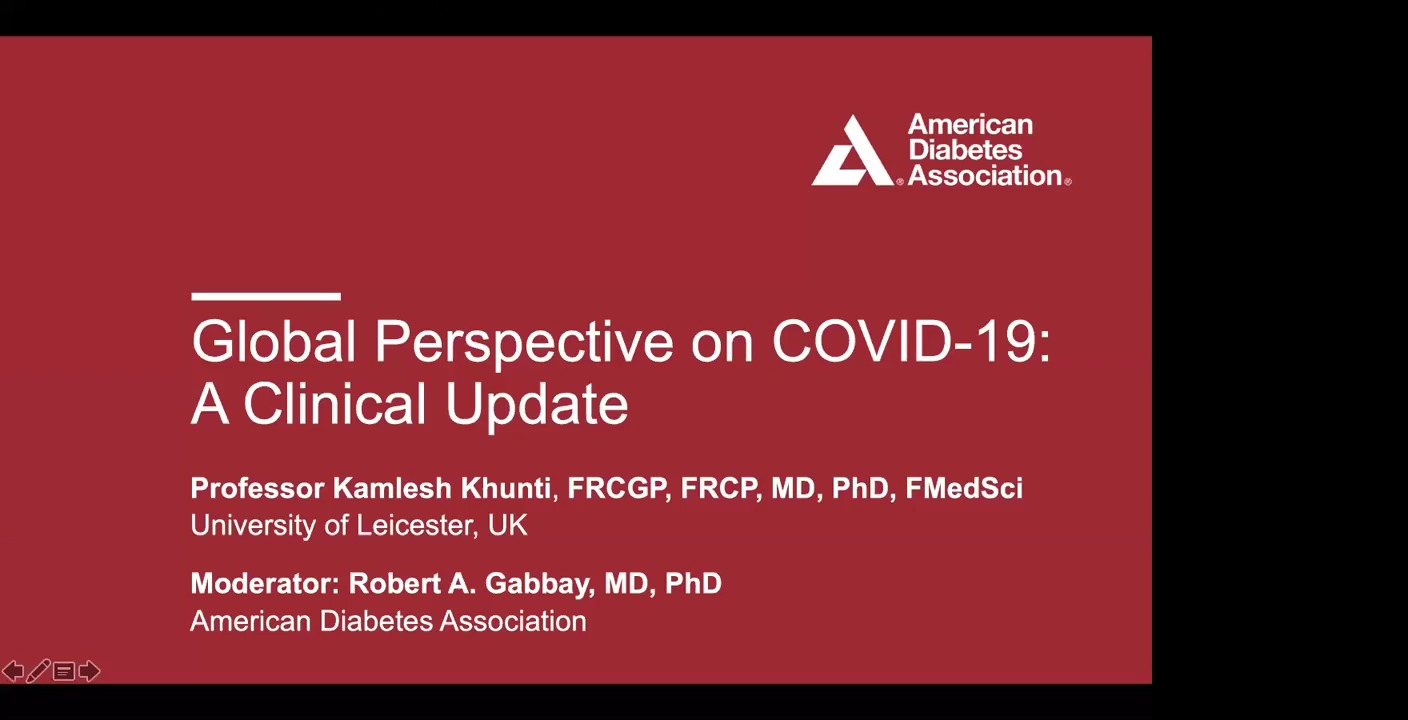 Global Perspective on COVID-19: A Clinical Update