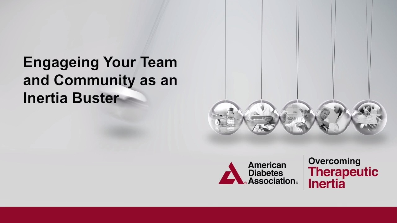 Engaging Team and Community as Inertia Buster